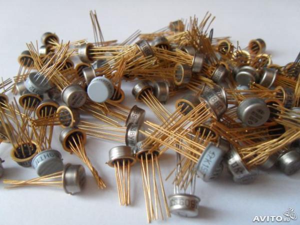 Скупка микросхем в пластмассовом корпусе